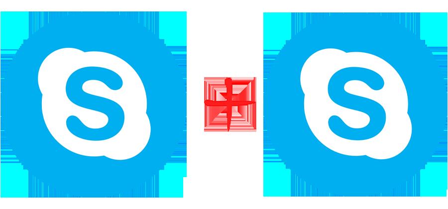 как запустить два аккаунта Скайпа одновременно